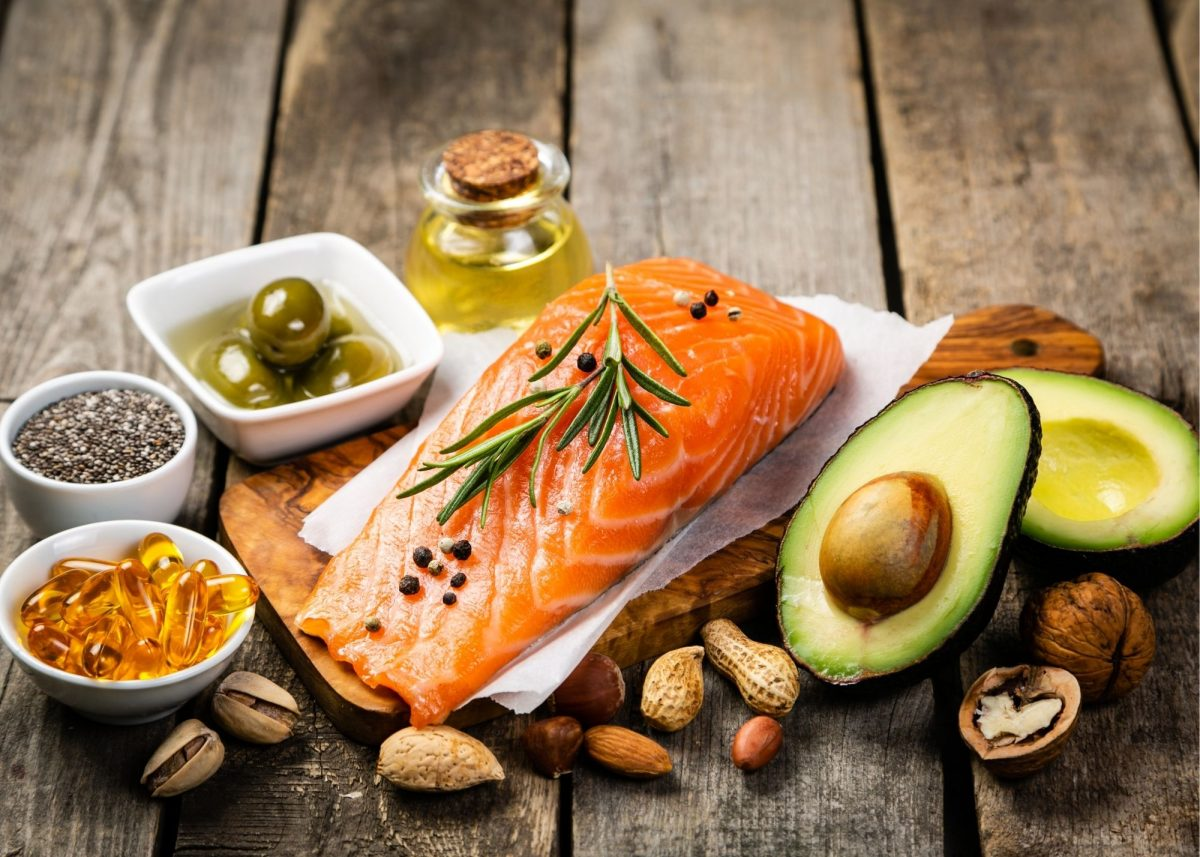 fish is good for the heart and arthritis