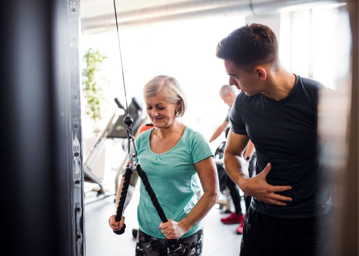 muscle strength for seniors
