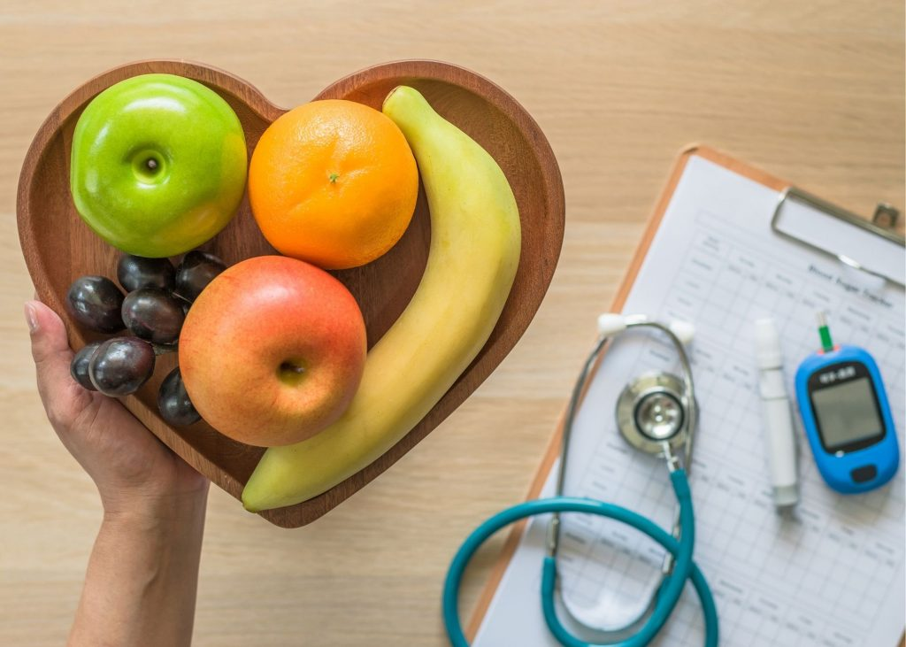 Food, health and exercise help lower cholesterol