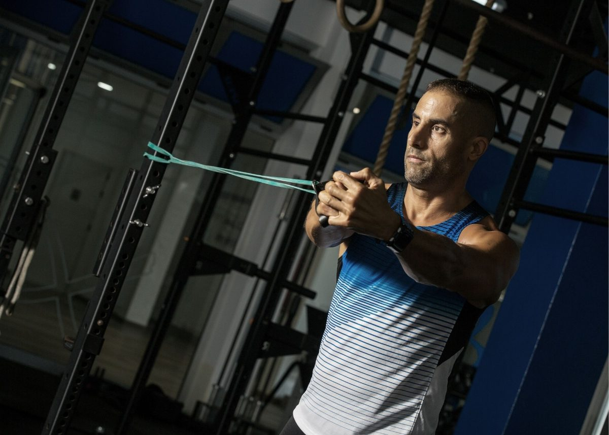 different forms of resistance training